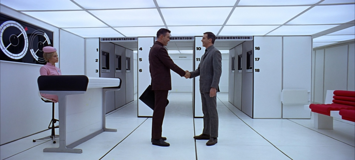 2001: A Space Odyssey | Typeset In The Future