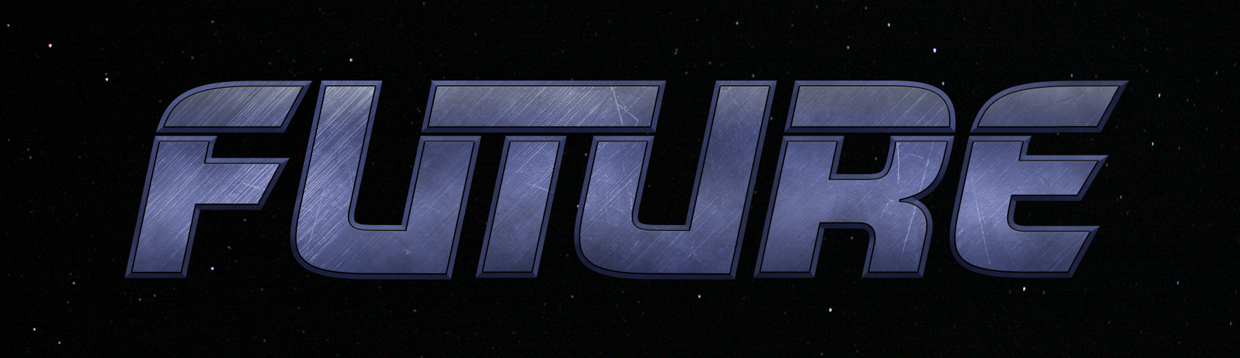 How to make your text look futuristic typeset in the future welcome to the future buycottarizona Gallery