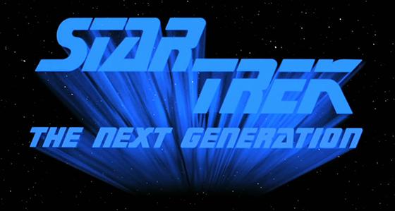 Star Trek Next Generation Font